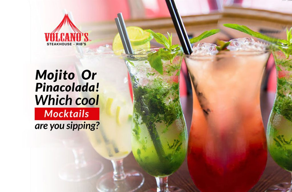 Mojito or Pinacolada! Which Cool Mocktails Are You Sipping?